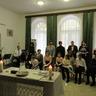 Közös keresztelő agapé a barcsi Együtt-Egymásért Szociális és Gyermekotthonban